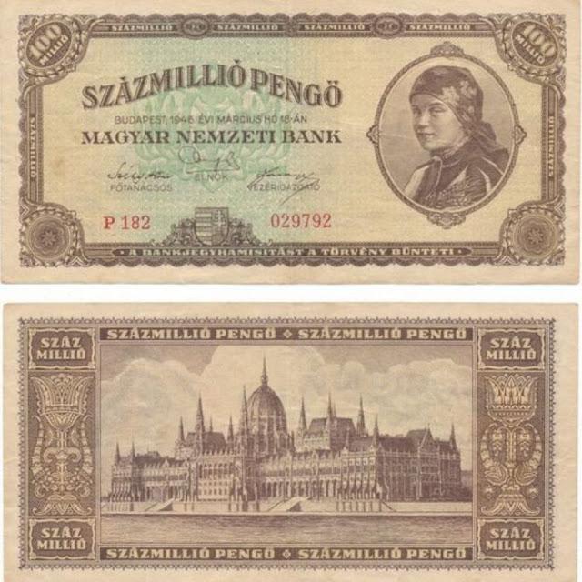 Venezuela es incluida en lista de históricas hiperinflaciones
