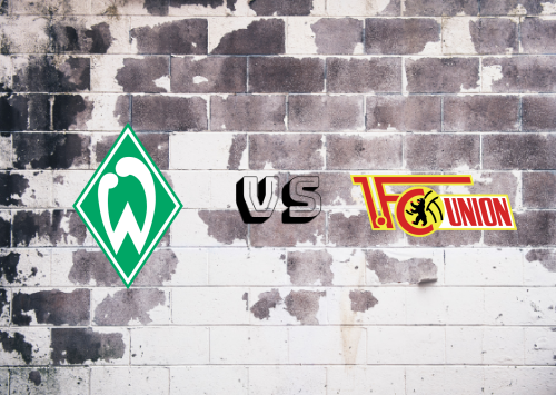 Werder Bremen vs Union Berlin  Resumen