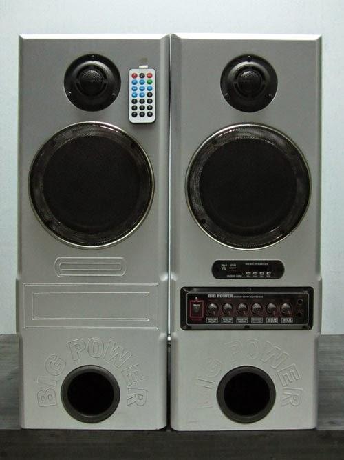 Pasang Mp3 Player Module pada Speaker Aktif atau Tape Compo - Pasang