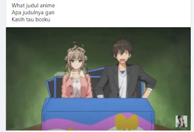 mencari judul anime what anime