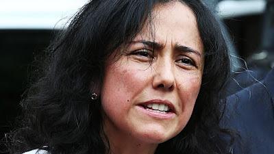 Nadine Heredia: Poder Judicial dictó 12 meses de impedimento de salida del país
