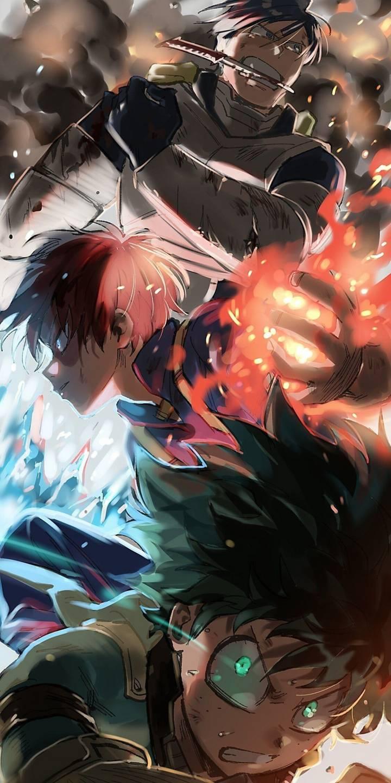 New My Hero Academia Dark Anime Wallpaper | My Hero ...