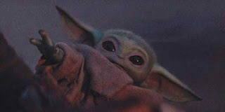 Baby Yoda The Mandalorian coloring.filminspector.com
