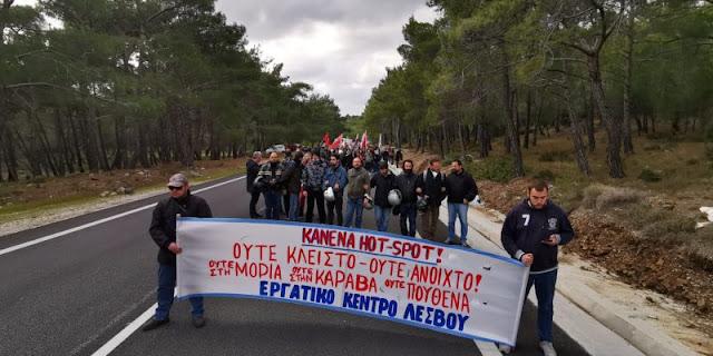 Η αποσυμφόρηση των νησιών και η συμφόρηση της Ελλάδας