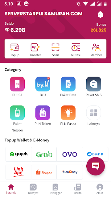 Star Mobile Topup