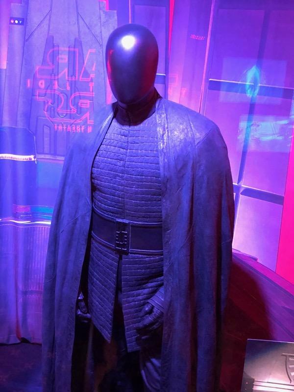 Star Wars Last Jedi Kylo Ren costume