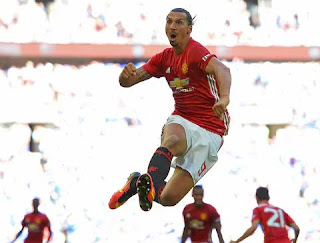 Manchester United Juara Community Shield 2016