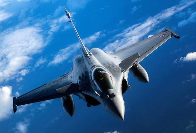 Τουρκική οργή για την πτήση γαλλικών μαχητικών πάνω από την Κύπρο