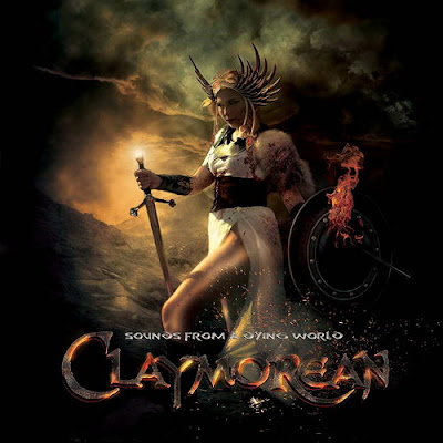 """Claymorean - """"Sounds from a Dying World"""" (album)"""