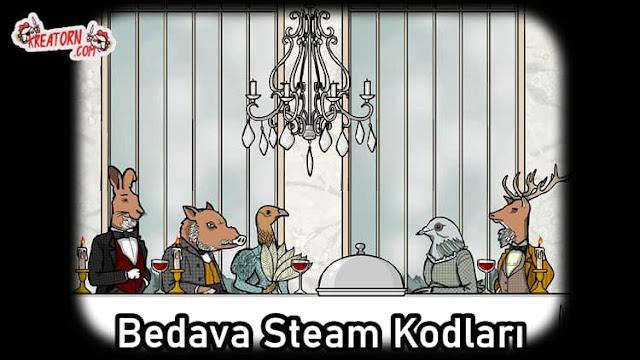Rusty Lake Hotel - Bedava Steam Kodları