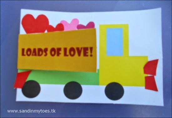 Truck Valentine
