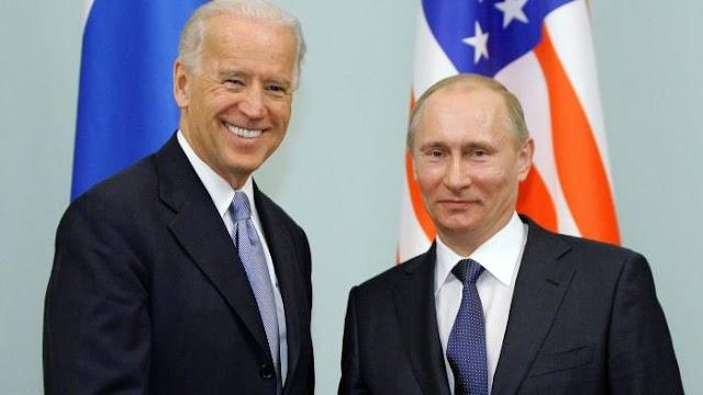 Joe Biden Told Putin us will continue to raise issue of fundamental human rights