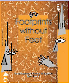 "[PDF] Download ""footprints without feet"" NCERT book Pdf"