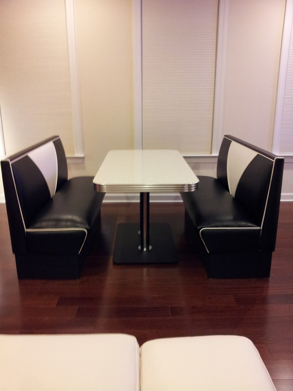 Booth Tables For Home Booth Veneers Pic