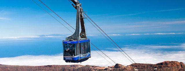 Teleférico do El Teide