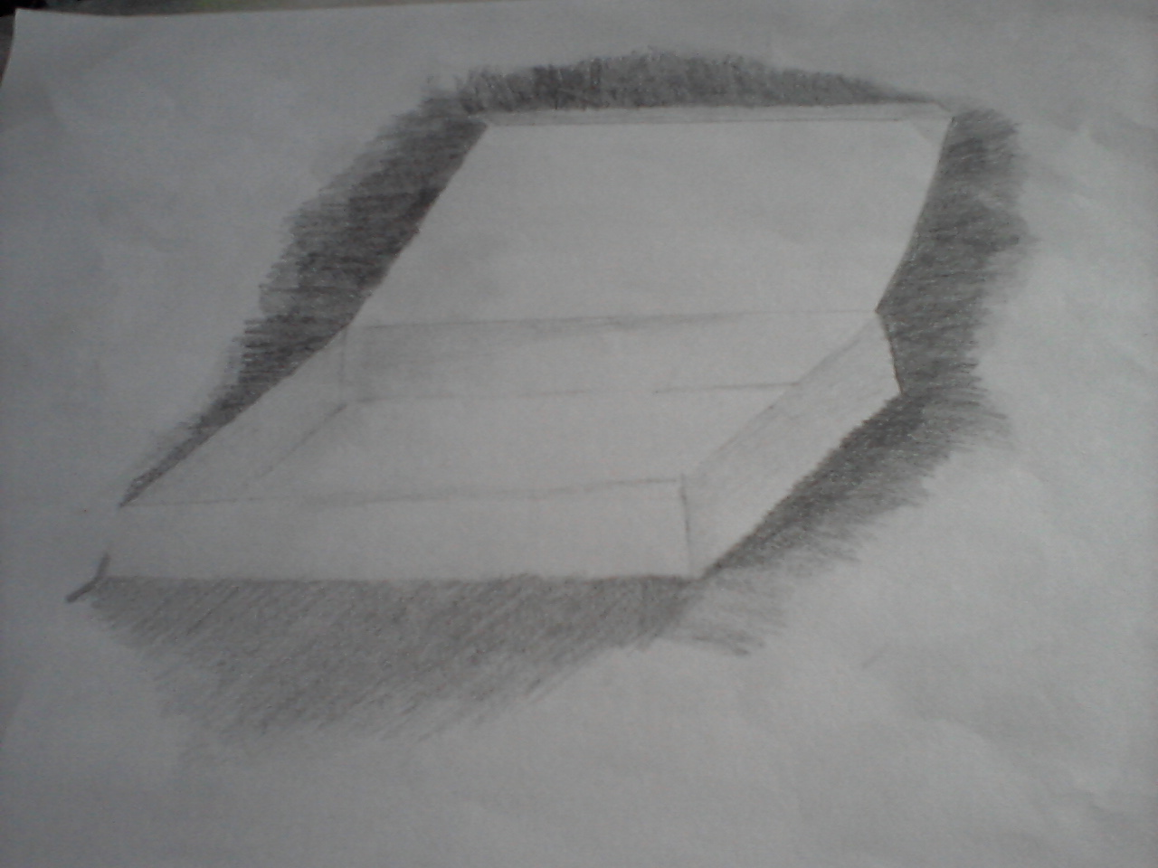 Mirzan Blog S 35 Ide Gambar 2 Dimensi Kartun Hitam Putih