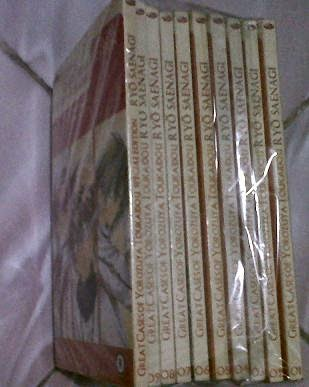 Komik The Great Cases Of Yorozuya Toukaidou Bekas