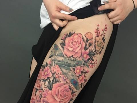 My Third / Recent Tattoo 27/05/17