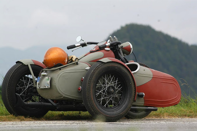 Custom Sidecar Combination