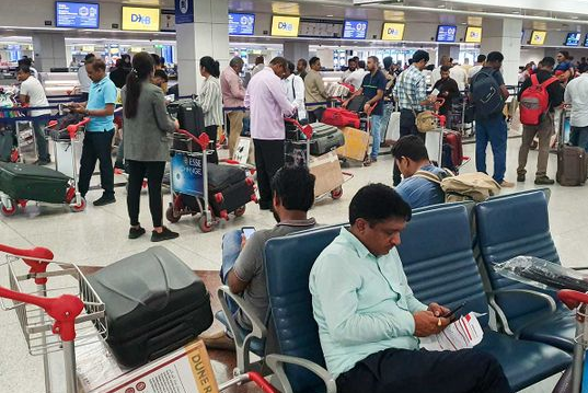 Tens of thousands of expatriates to return Kerala, huge rush in NORKA website to register