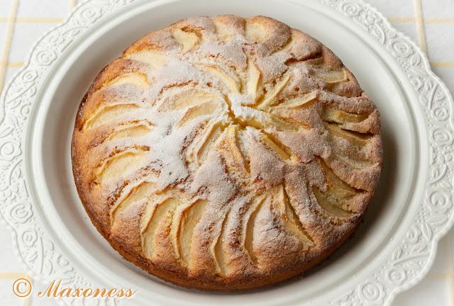 Яблочный пирог. Итальянская кухня