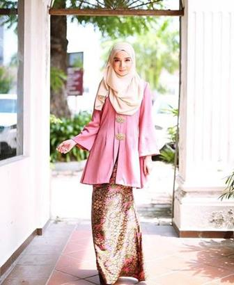 Model Baju Kebaya Muslim Syar'i