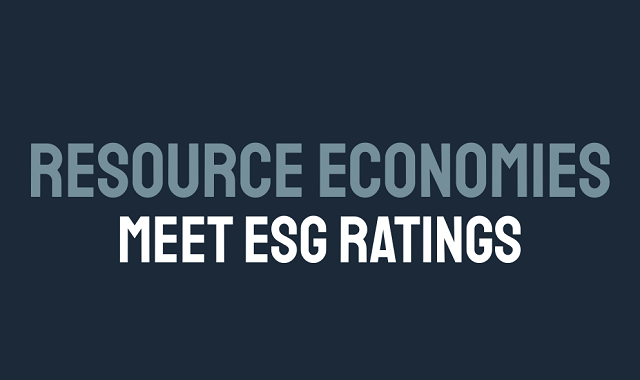 ESG and Natural Resources come together to conclude the GDP percentage of the countries