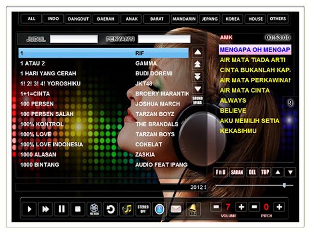 Dzone Karaoke Versi 10.1 Full Keygen Gratis