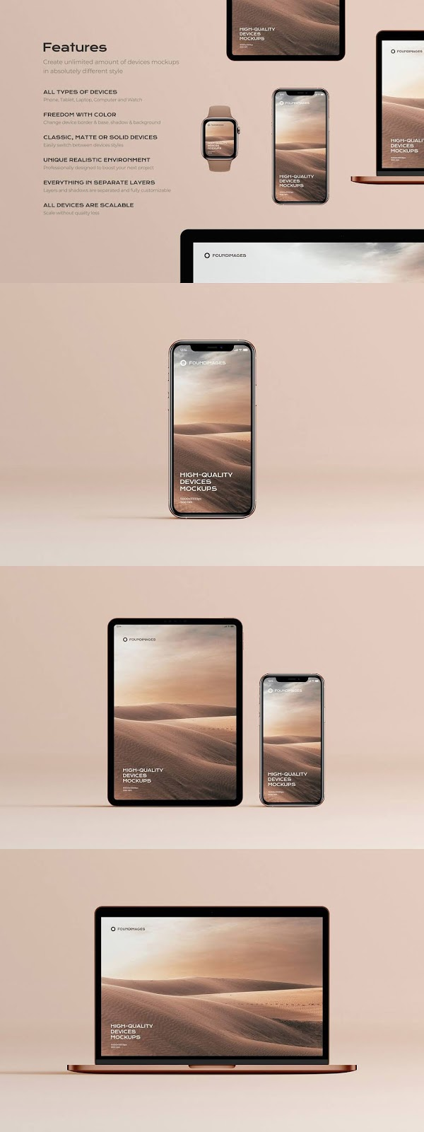 Device Scene Creator Bundle Phone Free
