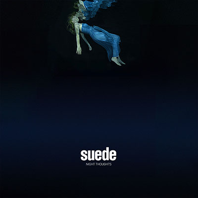 The 10 Best Album Cover Artworks of 2016: 05. Suede - Night Thoughts