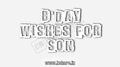 Son Birthday Wishes in Hindi,Hindi Wishes,Hindi Birthday Wishes for Son,Birthday Status for Son in Hindi,Birthday Wishes,Birthday Greeting Messages with Images