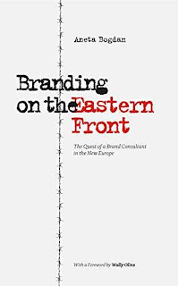 Branding on the Eastern Front - a branding & design book promotion by Aneta Bogdan