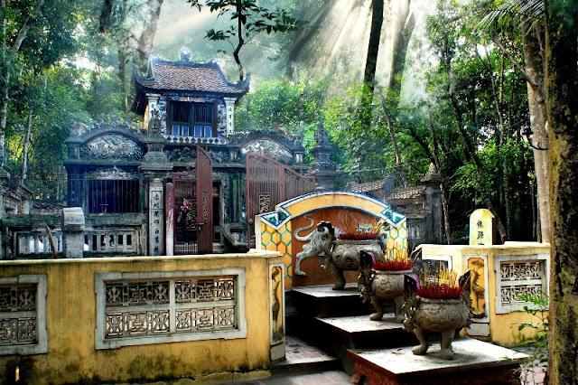 Những điểm đến du lịch hấp dẫn của huyện lúa Yên Thành Nghệ An - 1