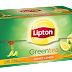 Lipton Green Tea Honey Lemon 20 tea Bags free shipping Ceylon tea 30g