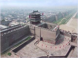 กำแพงเมืองผิงเหยา (City Wall of Pingyao)