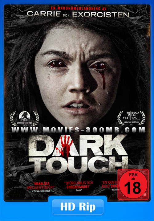 Dark Touch (2013) 720p WEB-DL x265 HEVC 350MB Poster