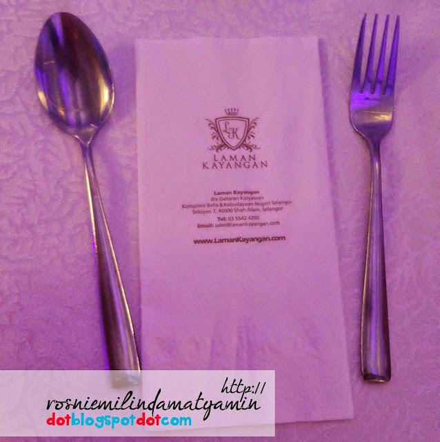 Pakej Buffet Ramadhan 2015 Laman Kayangan, Shah Alam.