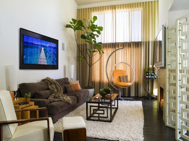Hiasan Dalaman Apartment Moden Dekorasi Halaman Rumah Ringkas Dan Kontemporari