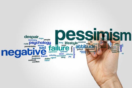 Pessimism image