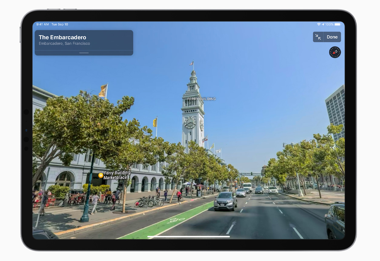 Apple delivers new redesigned Maps in US