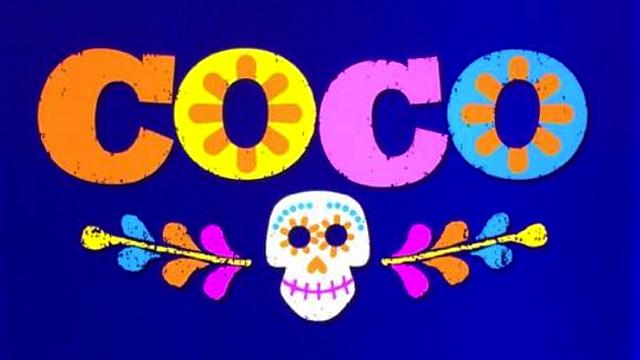 Coco película Pixar