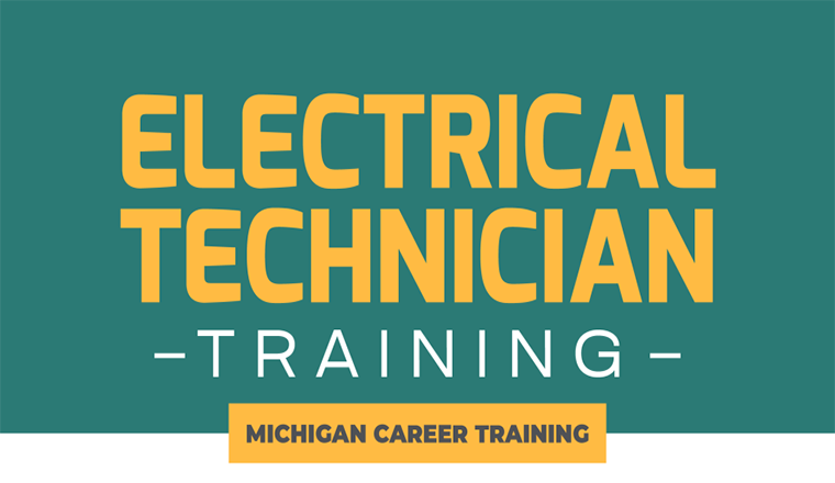 Electrical Technician Training – Michigan Career Training #infographic