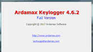 Ardamax Keylogger 4.6 incl Serial Key + Crack Full Version