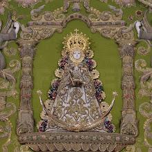 En imágenes, los cultos en honor al Simpecado del Rocío