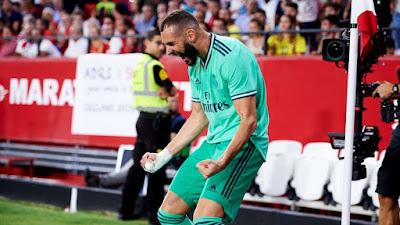 موعد مباراة ريال مدريد وأساسونا والقنوات الناقلة - الدوري الأسباني