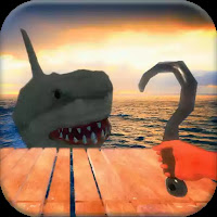 Raft Survival Simulator New Mod Apk (The Characters Invincible)