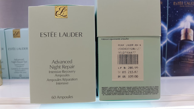 Estee Lauder Advanced Night Repair Ampoules - www.modenmakeup.com
