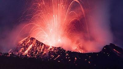 Siêu núi lửa Toba Sumatra