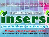 INSERSI Pendidikan Anti Korupsi Melalui Mata Pelajaran PPKN Jenjang SD, SMP , SMA & SMK