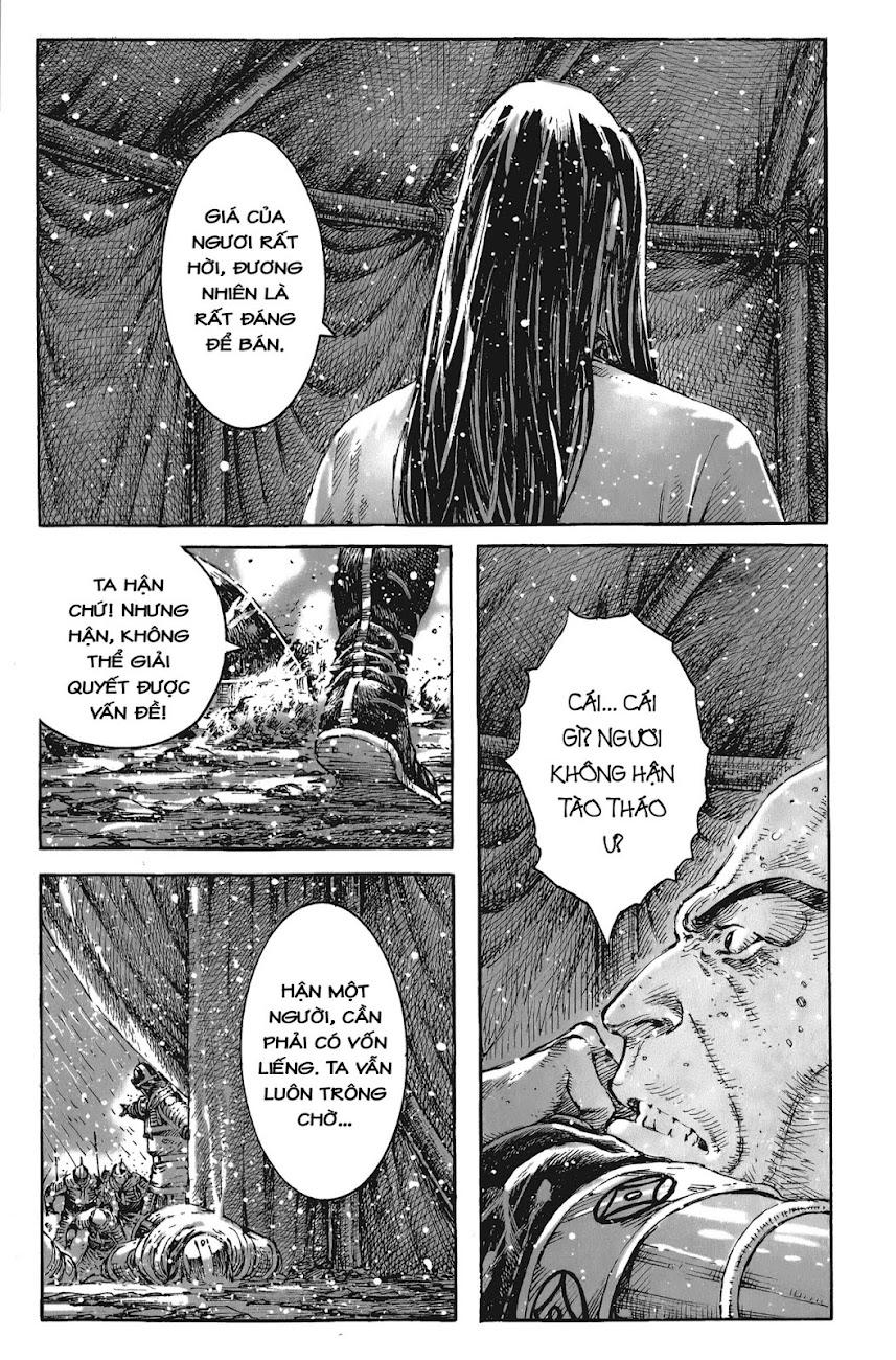 Hỏa phụng liêu nguyên Chương 435: Lâm nguy thụ mệnh [Remake] trang 20